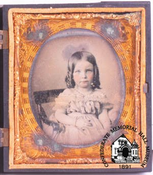 daguerrotype unidentified female child