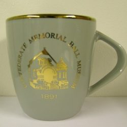 confederate memorial hall-coffee mug